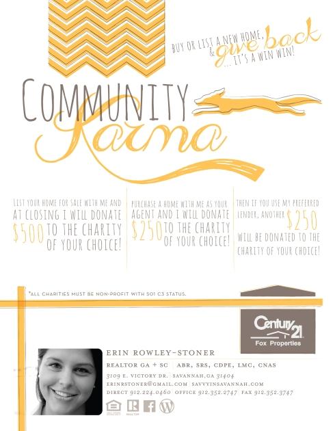 Community Karma