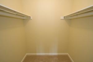 2nd bedroom, upstair- walk-in closet